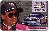 Collectible Phone Card: $10. 1994 Racing Series 2: Geoff Bodine (Exide Batteries)