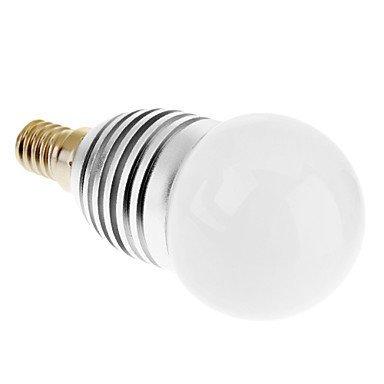E14 G45 5W Ceiling Fan 10X5730Smd 420Lm 6000K Cool White Light Led Globe Bulb (220-240V)