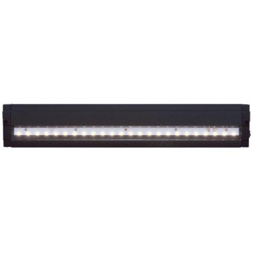 Philips Led Under Cabinet Light Fixture: Halo HU1024D830MB LED Under Cabinet Light 24 LED Under