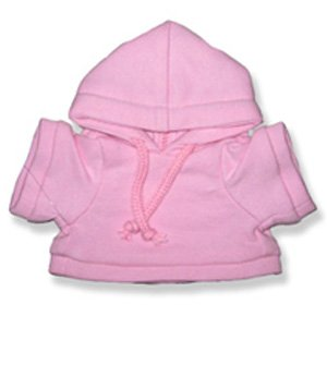 "Pink Sweatshirt 8 Inch - 2049 Fits 8"" - 10"" bears, includes Build a Bear, The Bear Mill, and Stuff your own Animals."