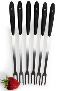 Danesco Fondue Fork Set