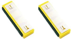 LIBMAN 105 Mop Refill Scrubster,Sponge,For 8G790 (Pack of 2)