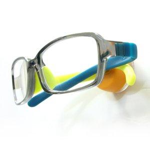 2色の彩るオシャレな老眼鏡(シニアグラス) FLOAT(フロート) 【FOREST  Lime/Green 度数+2.5】 ブルーライトカット機能付き