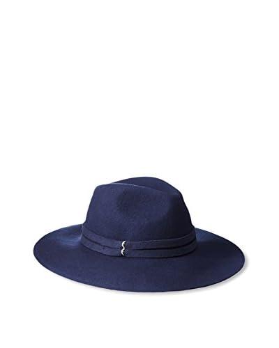 Giovannio Women's Fedora Hat, Navy