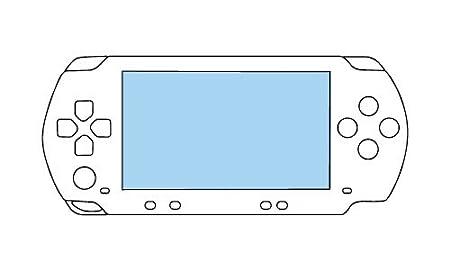 PSP invisibleSHIELD