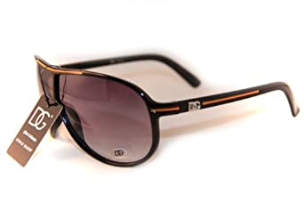 DG Eyewear ® Lunettes de Soleil pour Homme - Saison 2013 / 2014 - La Mode et UV400 Protection - Modele: DG Napoli - Lunettes Pour Hommes La Mode 2012 (DG Mens Collection)