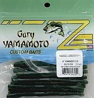 Yamamoto Senko Bait, Watermelon Black Flake,