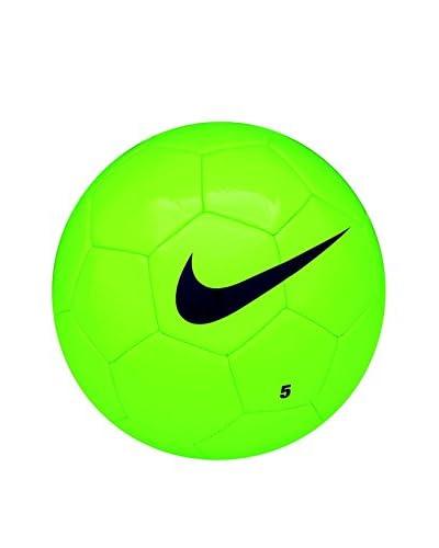 Nike Balón de Fútbol Team Training Verde / Negro