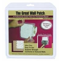Great Wall Patch Co GWP4P Wall Repair Patch