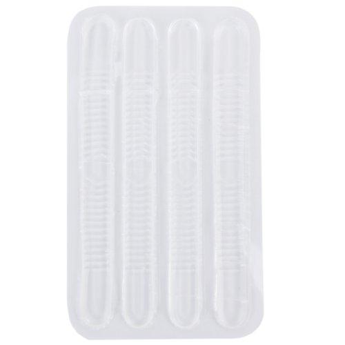 sonline-2-paia-di-solette-invisibili-quattro-adesivi-in-silicone-trasparente