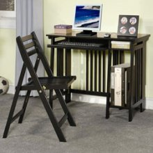 Buy Low Price Comfortable Computer Desk – Coaster 800775 (B005LWRMNU)