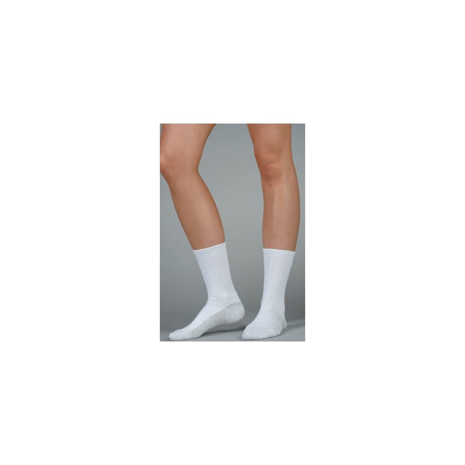 da001d6cd34 Juzo Silver Sole 12 16 mmHg Mild Compression Crew Socks 5760AC on ...