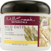 Mill Creek Wild Oats Scrub -- 4 oz