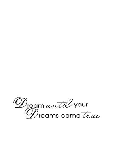 SuperStudio Vinilo Decorativo Dream And Dreams