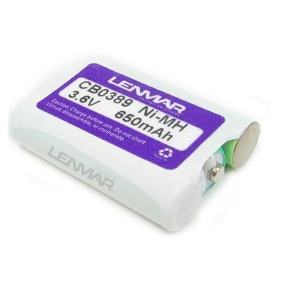Lenmar CB0389 3.6V 600mAh NI-CD Replacement Battery for VTECH
