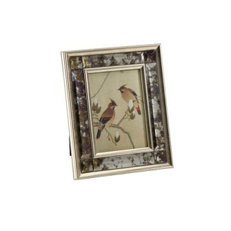 IMAX 40804 5 by 7-Inch Diaz Antiqued Mirror Frame