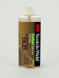 3m-scotch-weld-urethane-adhesive-dp608-black-50-ml-duo-pak-pack-of-1-by-3m