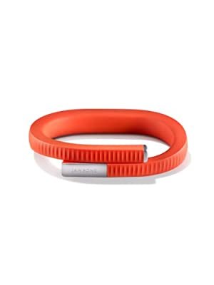 JAWBONEUP All-Day Life long Wristband UP24 (Persimmon/Large)