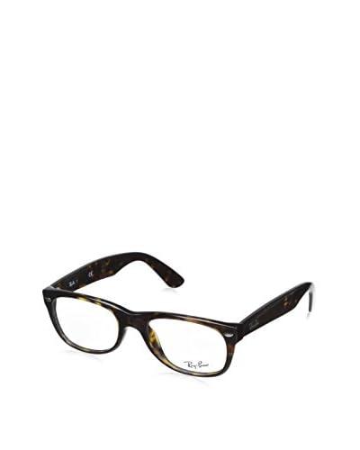 Ray-Ban New Wayfarer Square Eyeglasses, Dark Havana