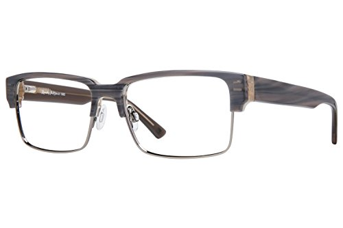 Randy Jackson Men s Eyeglass Frames Navy 3014 : Randy Jackson RJ 1062 Mens Eyeglass Frames - Black