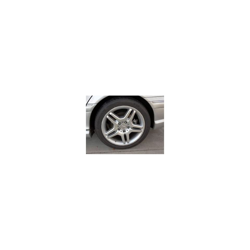 Mercedes CL S Class Set of 4 18 OEM AMG Wheels Rims+Tires Great Buy