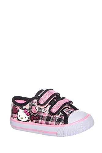 Girl's HK Lil Andie Hook And Loop Sneaker