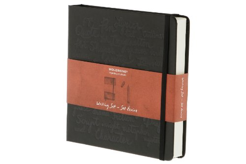 Moleskine Gift Box - Writing (7.5 x 7.75) (Gift Box Sets)