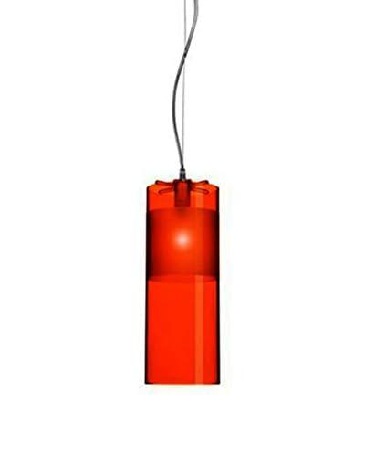 Kartell Lámpara de Techo Easy Naranja