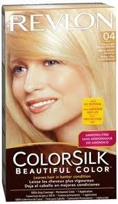 Revlon Revlon Colorsilk Natural Hair Color 04 Ultra Light Na