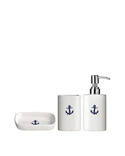 Premier Interior Kit de productos de baño 3 Piezas Sailor