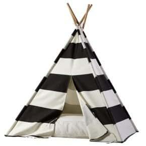 Amazon Com Teepees Amp Tents Black Stripe Teepee And