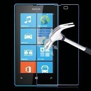 Microsoft Lumia 535 Premium Tempered Glass Screen Protector Scratch Guard Shield