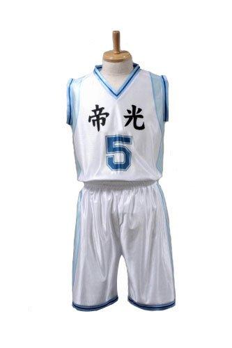 Kurokos Basketball anime Kaiser Licht mittlere Schuluniformen Murasakibaru L