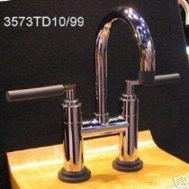 Santec 4 Spread Bridge Kitchen Faucet With Ca Handles 1373ca28 Antique Brass Review Egozxrmakov