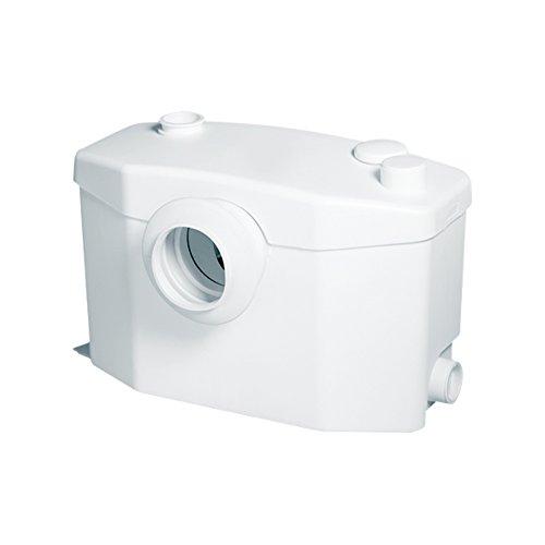 0015 Kombi-Kleinhebeanlage SaniPro XR, weiß