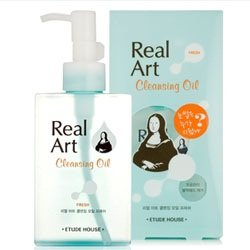 リアルアートオイル・フレッシュ200ml REAL ART CLEANSING OIL FRESH