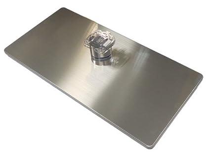 Samsung LCD TV LE46B550A5WQXU base Argent Véritable stand