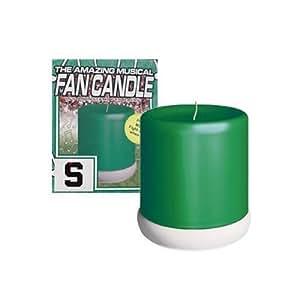 msu michigan state singing spartans fan candle