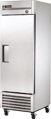 True Commercial Freezer front-357932