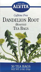 Alvita - Dandelion Root (Roasted), 30 Bag