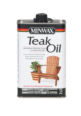 Minwax 47100 Teak Oil, 1 Pint (Outdoor Wood Furniture Oil compare prices)