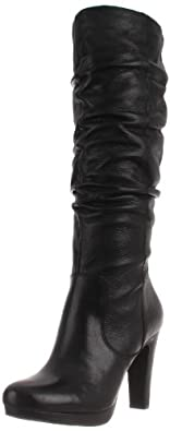 Jessica Simpson Women's Keaton Knee-High Boot,Black Winter Haze,9.5 M US
