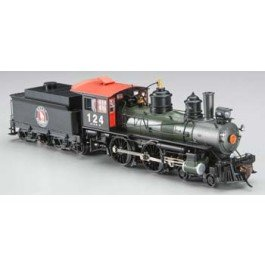 Ho Spectrum Modern 4-4-0 W/Dcc & Sound, Sou #3858 back-103329