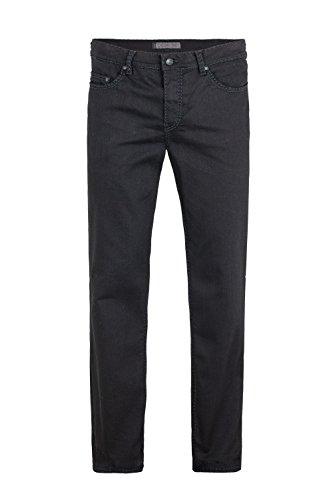 Herren 5-Pocket Jeans der Marke Paddock's in verschiedenen Farben, Passform: Slim Fit, Ranger (80 253 1606 000), Größe:W42/L32;Farbe:black/ black(6001)