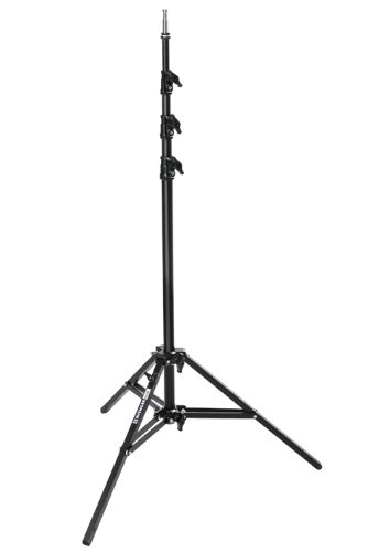 Avenger A0035B Aluminum Baby Photographic Light Stand 35 (Black)