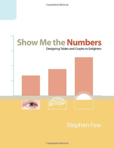 Show Me the Numbers: Designing Tables and Graphs to...