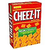 Cheez-It Reduced Fat Baked Cheese Flavored Snack Crackers 11.5 Oz. (2 Pack)
