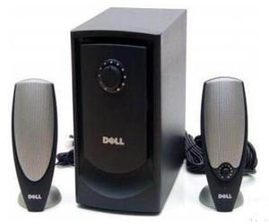 Dell A425 Computer Speakers