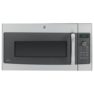 GE PSA9240SFSS Profile 1.7 Cu. Ft. Stainless Steel Over-the-Range Microwave - Convection (Ge Small Oven Rack compare prices)