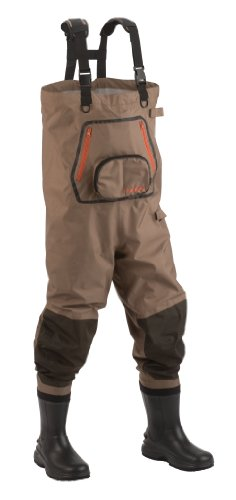 Hodgman Men's Pipestone Breathable Booted Chest Wader With Work Table, 7